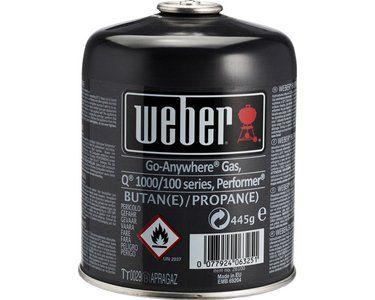 [Lokal] Weber Gaskartusche 3er-Pack, z.B. für Go Anywere Gas, Bauhaus TPG möglich