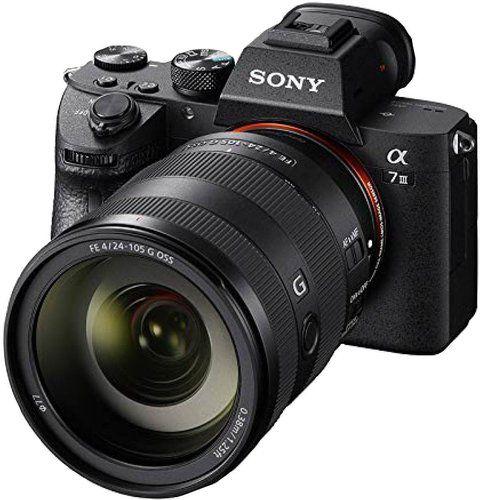 Sony Alpha 7 III Kit + 24-105mm 1:4,0 G OSS