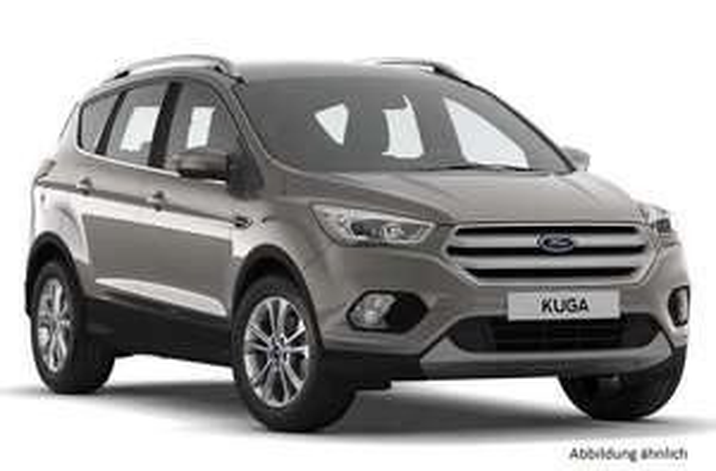 [Gewerbeleasing] Ford Kuga 1.5 EcoBoost Titanium Schaltung (150PS) - mtl. 69,79€ (netto) / 83,05 € (brutto), 24 Monate, 10.000 km, LF 0,26