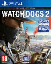 Watch Dogs 2 Deluxe Edition (PS4 & Xbox One) für 11,31€ (Game UK)