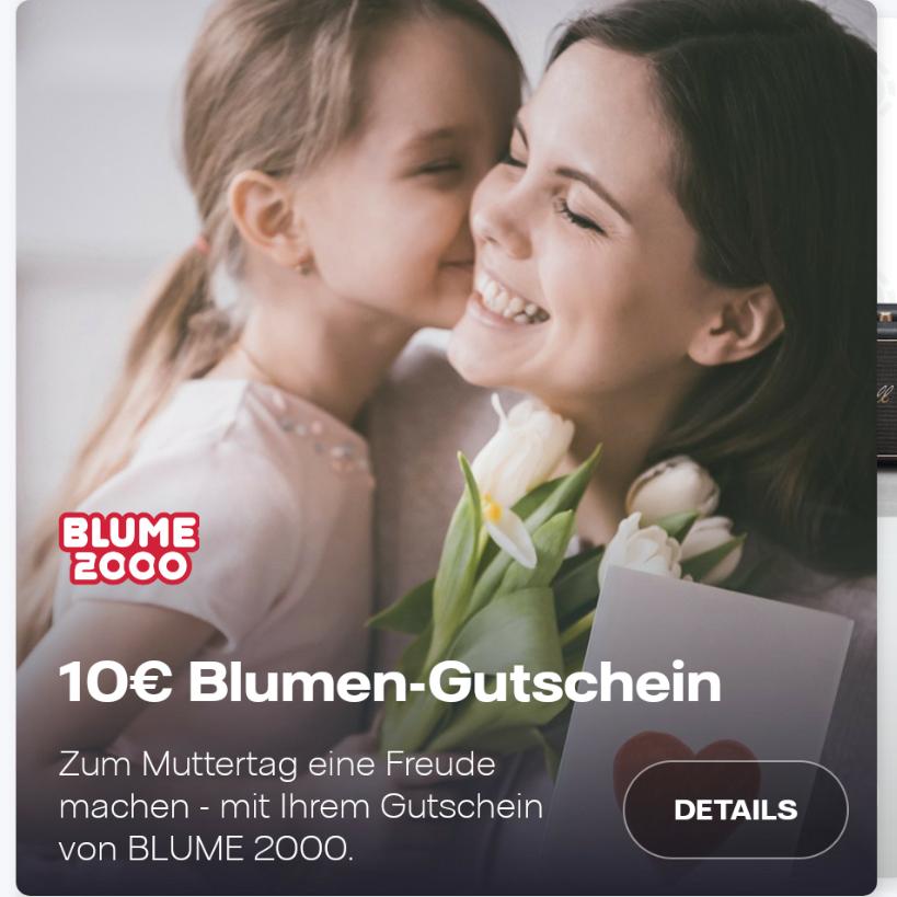 [Vattenfall Kunden] 10€ Blumen Gutschein von Blume2000 / 20% bei Karstadt-Galeria Kaufhof Restaurants / 15€ Rabatt bei Jochen Schweizer