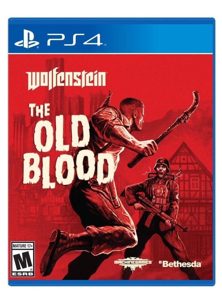 Wolfenstein: The Old Blood - Uncut (PS4) für ca. 3,71€ (PSN HK)