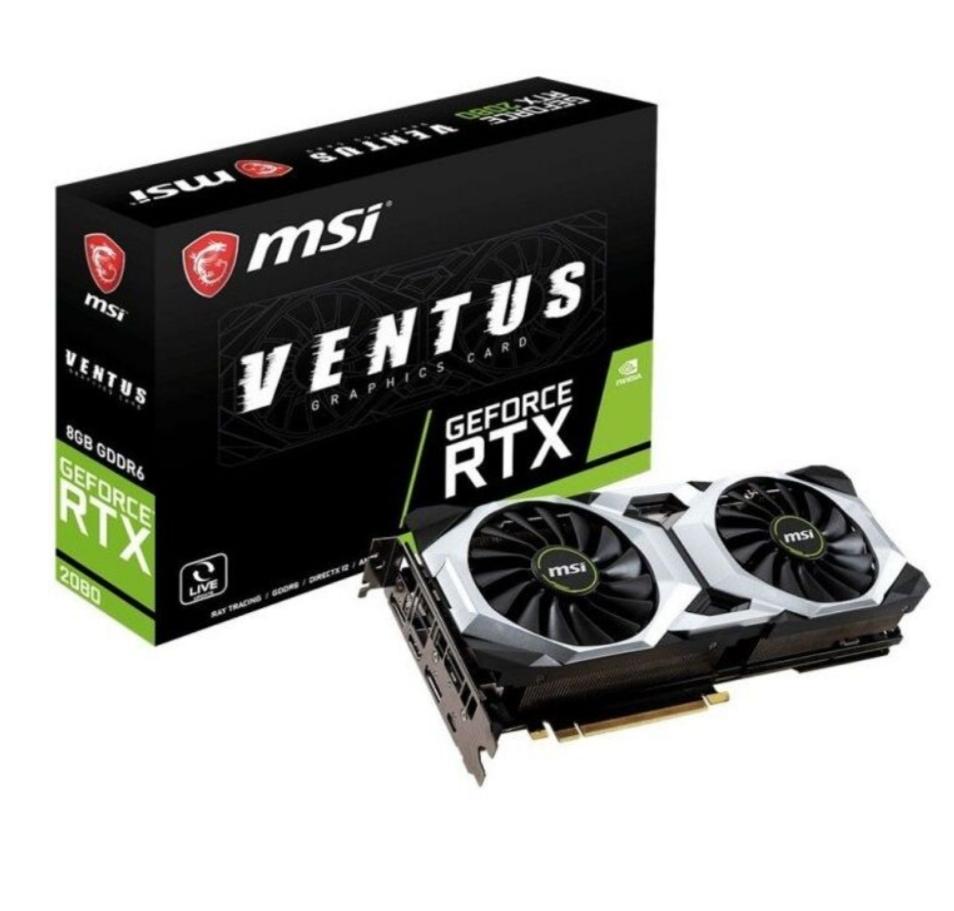 MSI GeForce RTX 2080 8GB Ventus für 605.80€ / MSI GeForce RTX 2080 TI 11GB Ventus für 964.12€ [MediaMarkt.at | Vorbestellung]