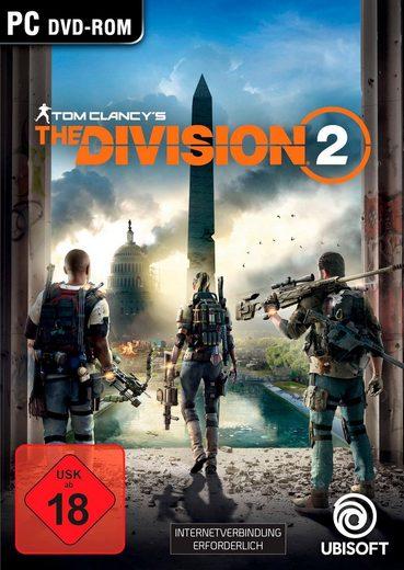 The Divison 2 (PC) für 34,99€ bei Otto dank Gratis Versand