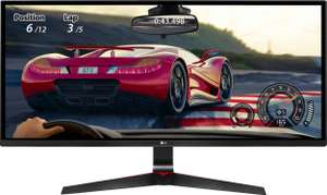 LG 34UM69G Gaming LED Monitor (2560 x 1080 pixels, 5 ms response time, 75 Hz)