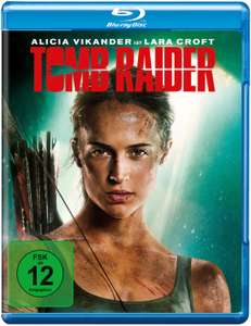Tomb Raider (Blu-ray) für 6€ & Tomb Raider (3D Blu-ray) für 10€ (Media Markt)