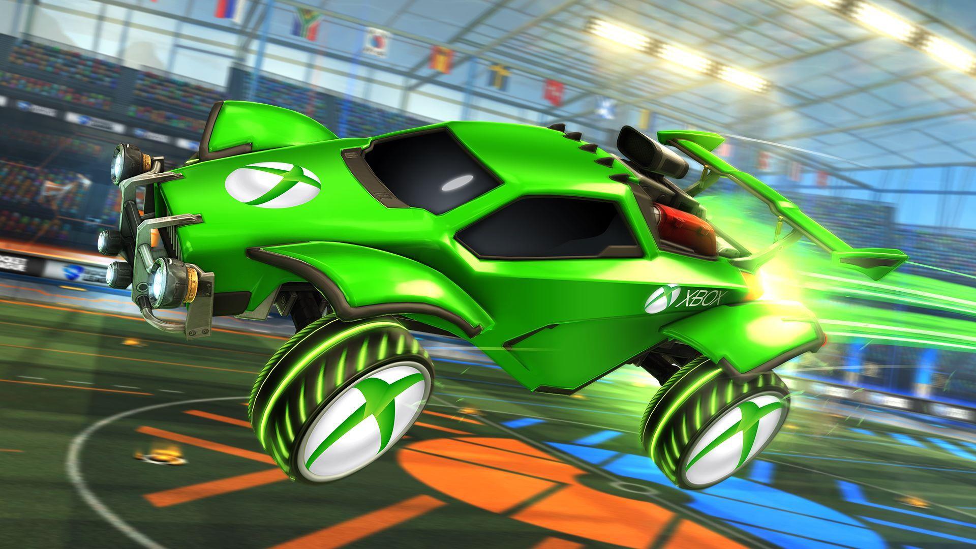Xbox Customization Pack Rocket League