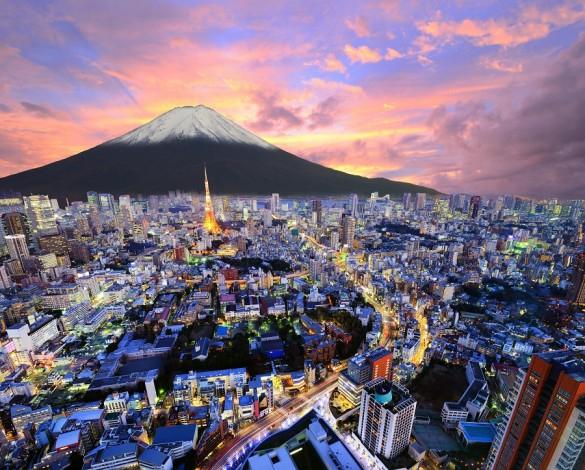 Flüge: Japan ( Mai - Juli ) Hin- und Rückflug von Hamburg, Düsseldorf und München nach Tokio oder Osaka ab 450€ inkl. Gepäck