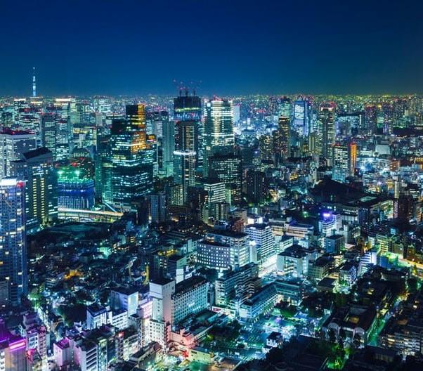 Flüge: Japan (Nov - Dez) Hin- und Rückflug von Hamburg, Düsseldorf und München nach Tokio / Osaka ab 427€ inkl. Gepäck