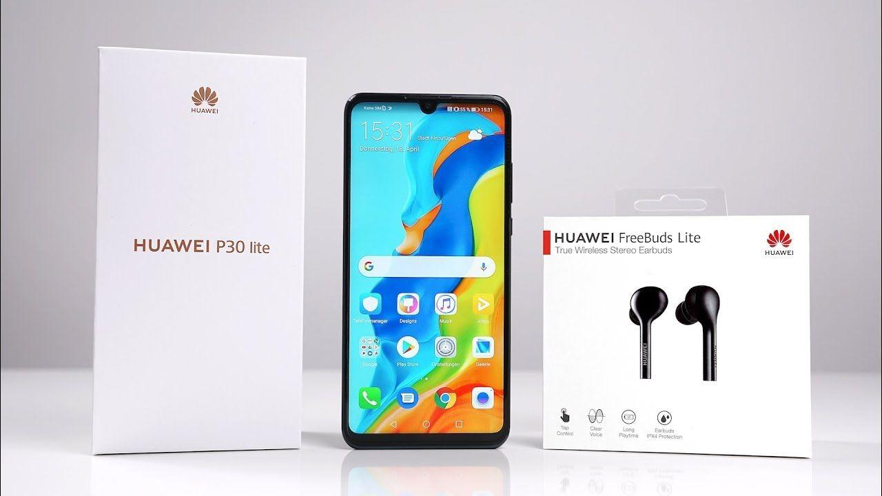 Huawei P30 lite + FreeBuds lite mit 2GB LTE Vodafone für 18€ mtl. Studentenrabatt