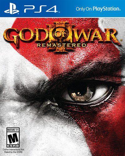 God of War III 3: Remastered - (PS4) für ca. 2,23€ (PSN HK)