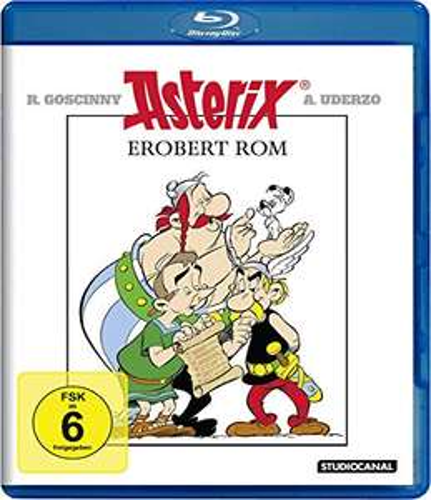 Asterix erobert Rom (Blu-ray) für 4,99€ (Amazon Prime & Saturn)