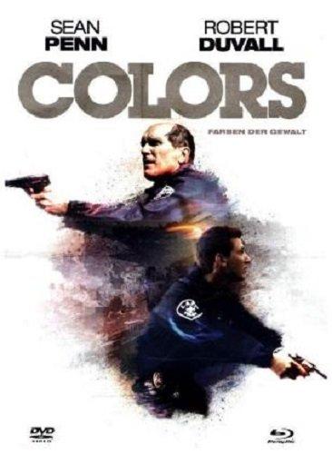 Colors - Farben der Gewalt Limited Mediabook Edition (Cover A & B 2x Blu-ray + DVD) für je 8,49€ bzw. 8,50€ (Müller)