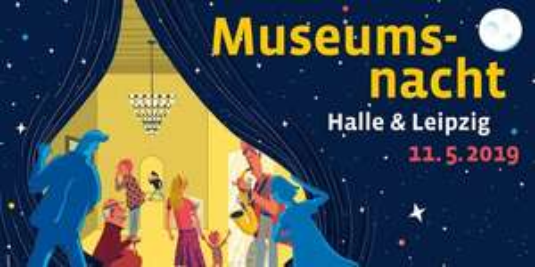 [Leipzig Halle] Museumsnacht 80 Museen für nur 10€ + MDV Ticket