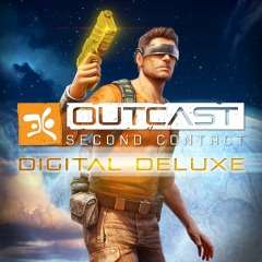 Outcast: Second Contact Digital Deluxe Edition (PS4) für 9,99€ (PSN Store)