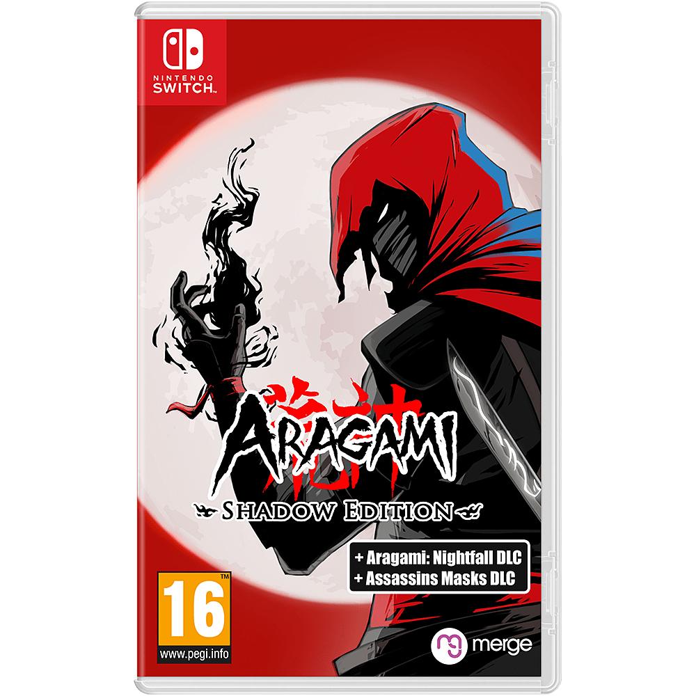 Aragami: Shadow Edition (Nintendo Switch) für 23,48€ (Base UK)