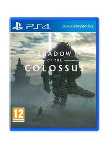 Shadow of the Colossus (PS4) für 16€ (Base.com)