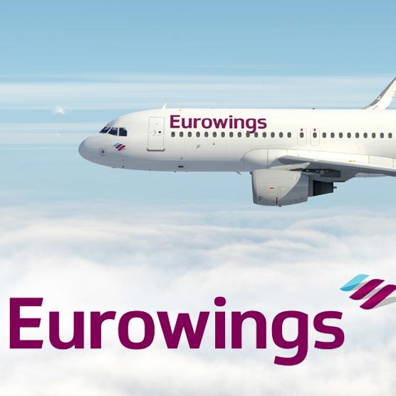 Flüge: Eurowings Sale (Sizilien, Ibiza, Sardinien, Mallorca u.m) nonstop von München, Köln und Düsseldorf (Mai - August)