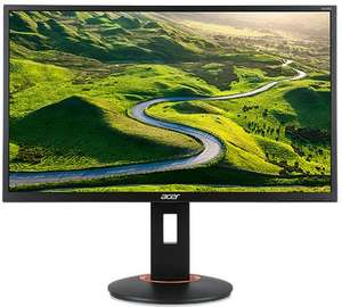 "Acer XF270HUC 27"" Gaming Monitor (TN, matt, QHD, 144Hz, AMD FreeSync, 1ms, HDMI 2.0, DisplayPort 1.2, VESA)"
