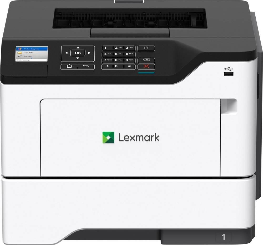 Lexmark B2650dw Monolaserdrucker (1200x1200dpi, 47 S/min, USB, Ethernet, WLAN)