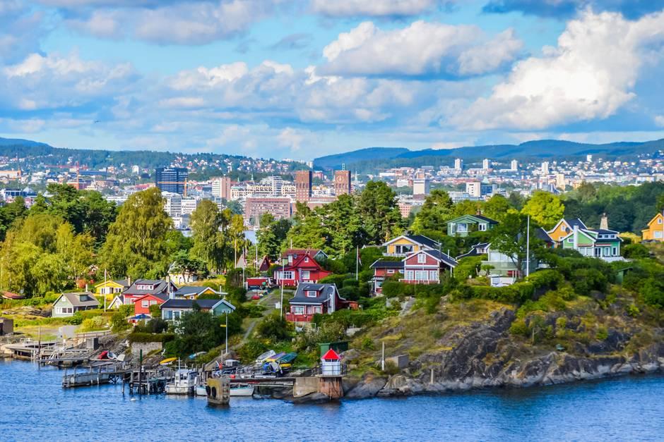 Flüge: Oslo / Norwegen [Mai - Sept.] Hin und Zurück von Berlin nach Oslo ab 39,66€ / 29€ p.P. zu zweit inkl. Handgepäck