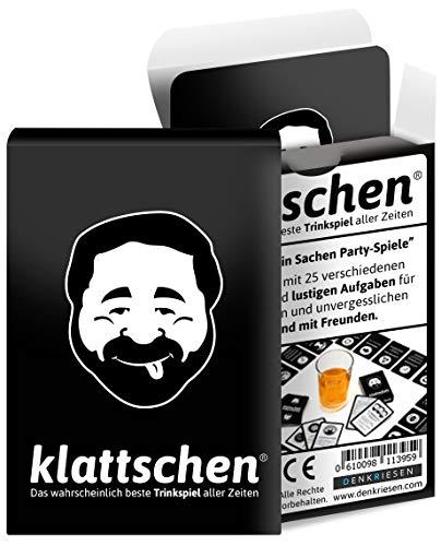 Klattschen: Das Trinkspiel für 6,98€ [Amazon Prime]