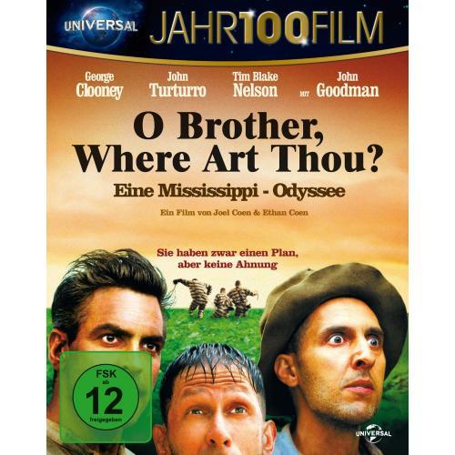 [Blu-Ray - Amazon.de] O Brother, Where Art Thou? 7,99€