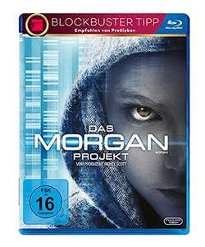 Das Morgan Projekt (Blu-ray) für 5€ (Amazon Prime)