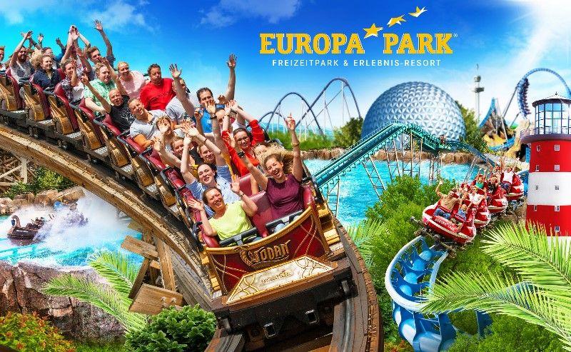 Europapark Tickets online & lokal