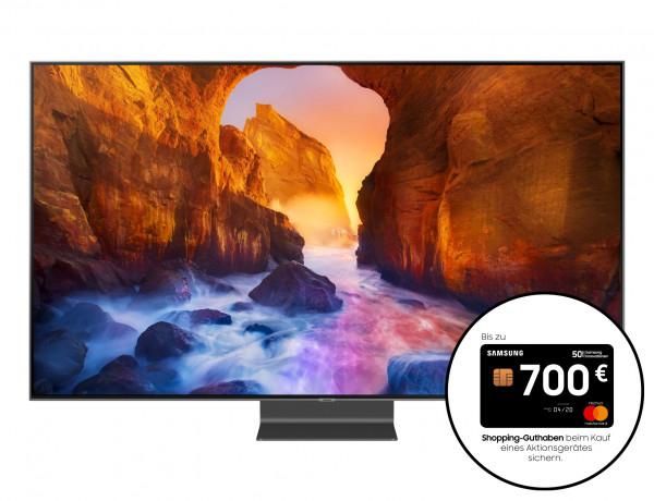 "Samsung GQ65Q90RGTXZG (65"" QLED 4K UHD Fernseher)"