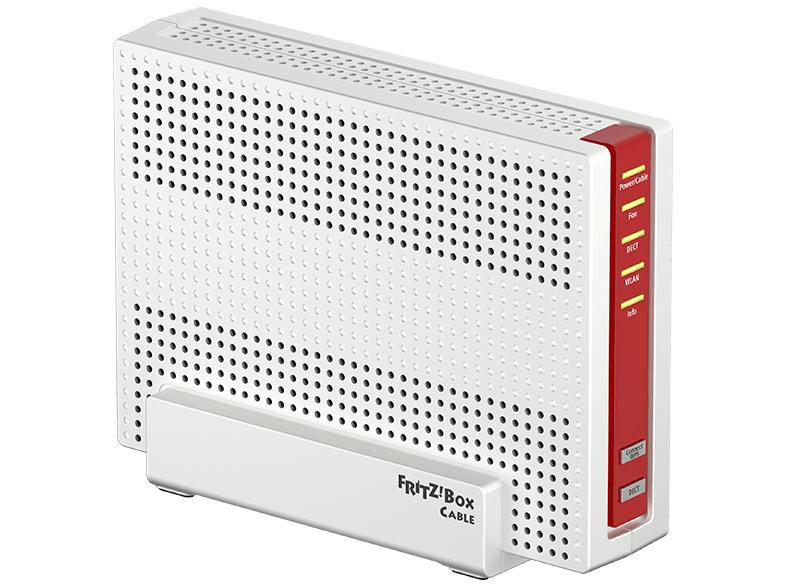 [Saturn + Masterpass] Vorbestellbar AVM FRITZ!Box 6591 Cable für DOCSIS 3.1