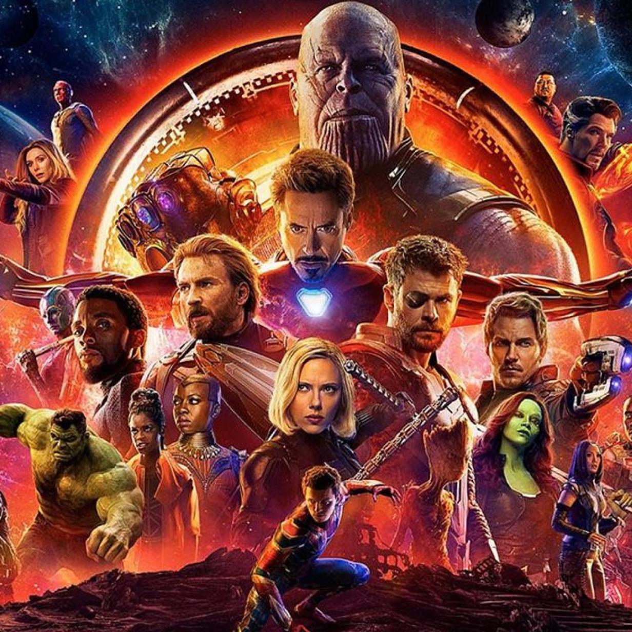 Marvel 3-für-2-Aktion bei Saturn: z.B. Avengers 1-3 Blu-ray für 24,98€