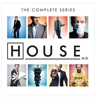 [Itunes US] Dr. House - Komplette Serie = 8 Staffeln Spaß mit Lupus - Full HD - nur OV
