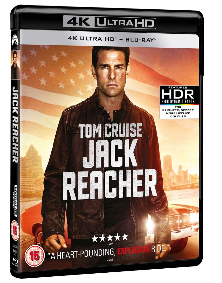 Jack Reacher (4K Blu-ray + Blu-ray) für 12,71€ inkl. Versand (Zoom)