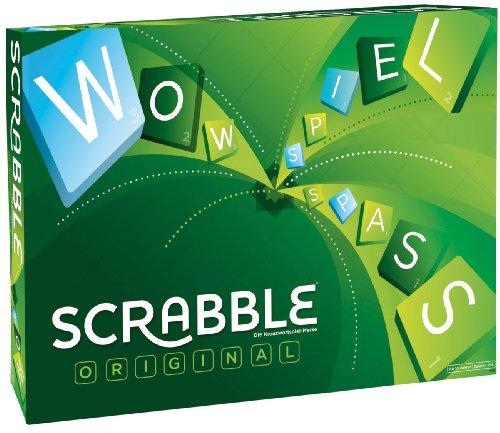 Mattel Scrabble Original Wörterspiel für 14,77€ [Real]