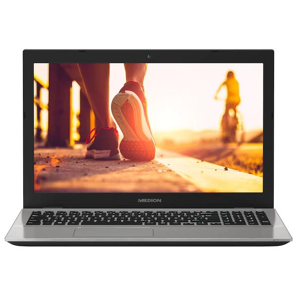"MEDION AKOYA Notebook ""S6426"" (15.6"", FHD IPS, non-glare, Intel i5-8250U, 512 GB SSD, 8 GB RAM, Win 10) [MEDION]"