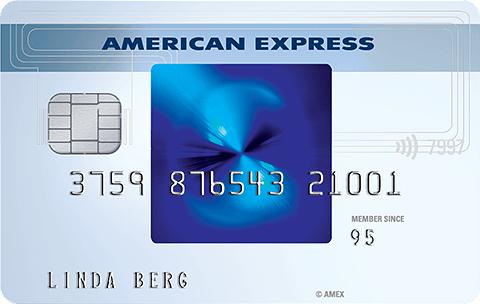 25 EUR Guthaben von AMEX für AMEX BLUE