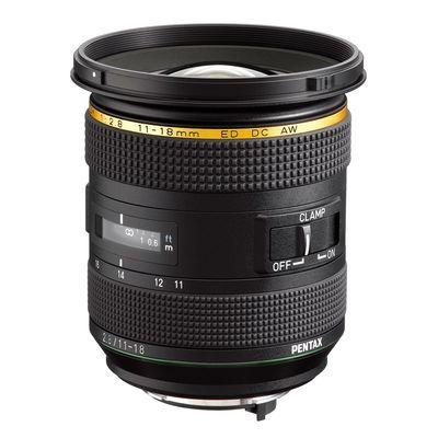 Pentax HD DA 11-18mm f2.8 ED DC AW Pentax K APS-C