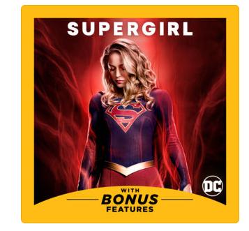 [Itunes US] Supergirl - Season  / Staffel 4 - Full HD - nur OV - aktuelle Staffel!
