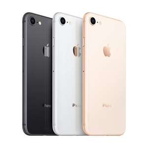 [Ebay] Apple iPhone 8 - 64GB - Spacegrau - Silber - Rot - Gold - WOW!   NAGELNEUES VITRINENGERÄT