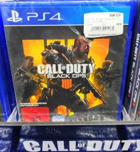 Call of Duty Black Ops 4 PS4/XBoxOne 19,99€ [Lokal, Wuppertal]