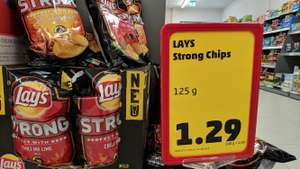 [Penny] Lays Strong Chips 0,99€ pro 125g
