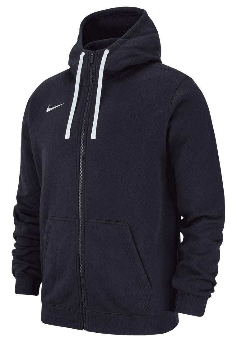 "Nike Kapuzenjacke ""Team Club 19"" in 5 Farben (80% Baumwolle)"