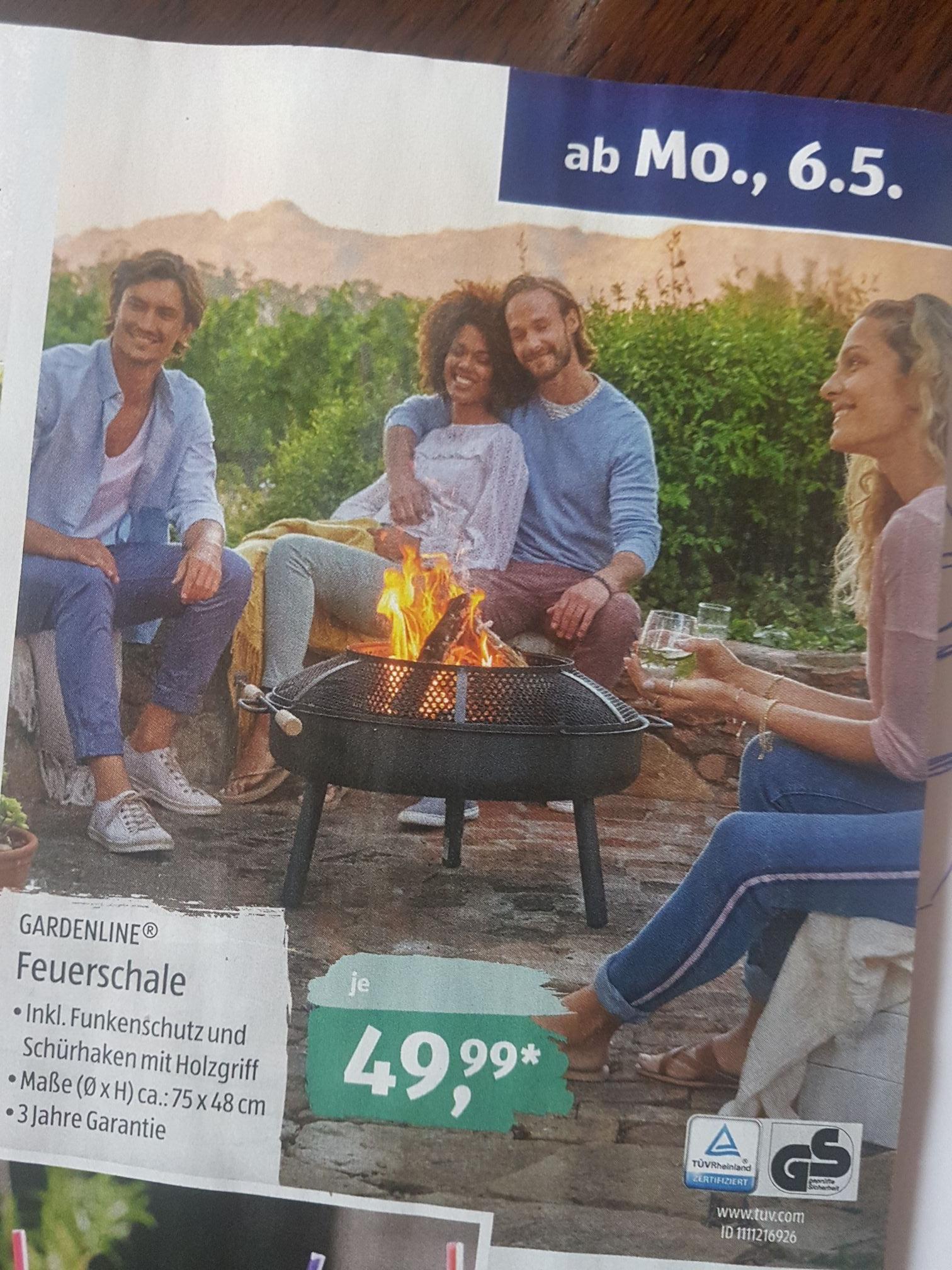[LOKAL Deutschlandweit?] Aldi Feuerschale