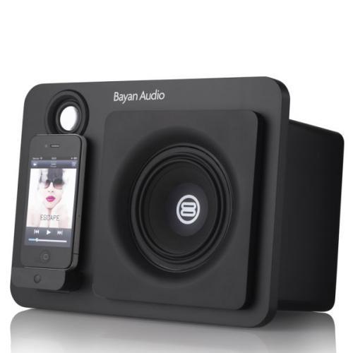 """Bayan™ - Audio Sound System """"Bayan 1"""" (Schwarz,Weiß) für €86,48 [@Zavvi.com]"""