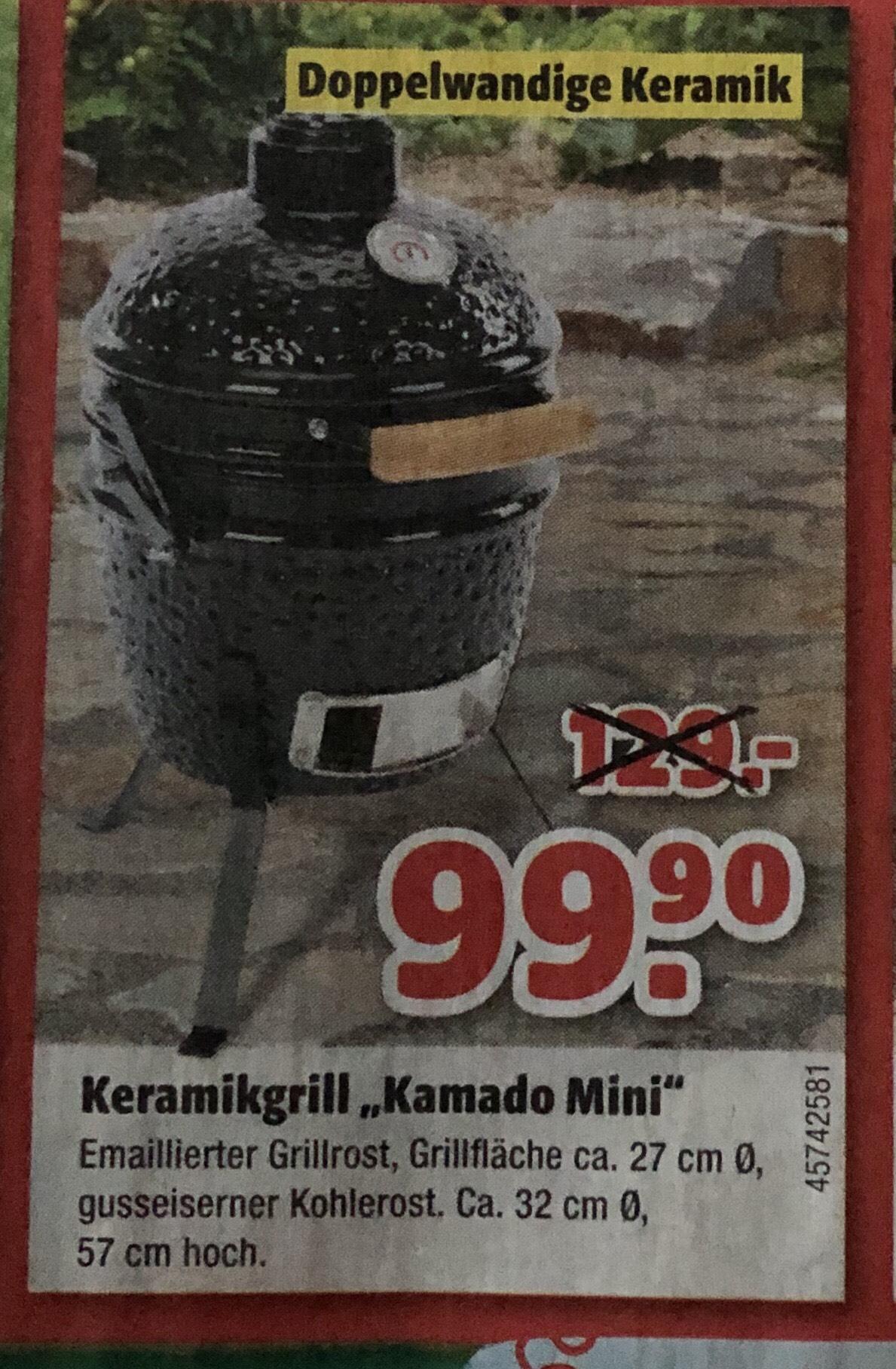 Keramikgrill »Kamado Mini« Hagebau