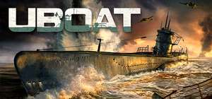 UBOAT - als early access im Steam mit 15%Rabatt