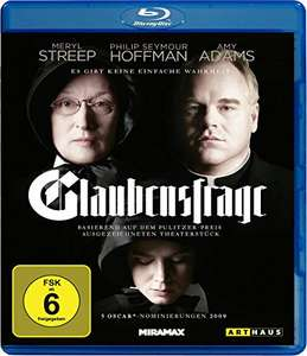 Glaubensfrage (Blu-ray) für 5,99€ (Amazon Prime & Saturn)