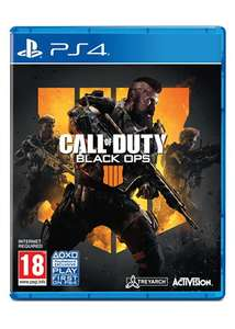 Call of Duty: Black Ops 4 (PS4) für 23,93€ (Base.com)