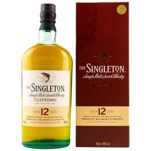 Singleton of Dufftown 12 Jahre Single Malt Whisky 0,7l 40% bei [Rewe lokal]